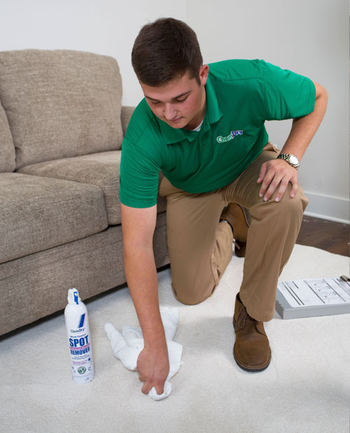 Stain and Spot Removal in Mississauga Ontario