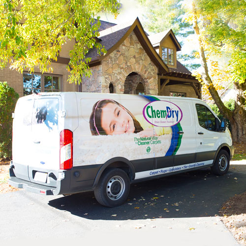 Green Leaf Chem-Dry provides professional carpet and upholstery cleaning services