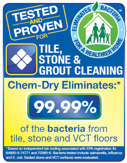 Statistics about Stone, Tile and Grout cleaning