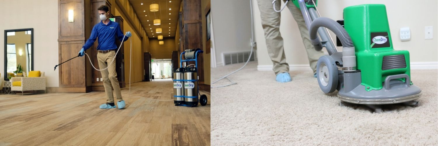 Carpet protectant and carpet sanitizer packages in Mississauga, Ontario